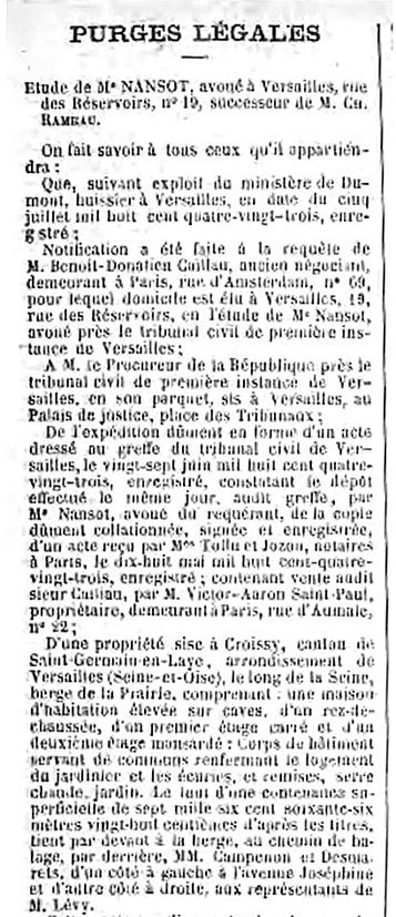 1883-07-08 Le Courrier de Versailles 3-1_wp