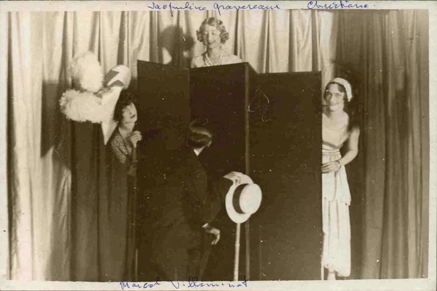 1931 Passons nos clous ph04 - FF041-2