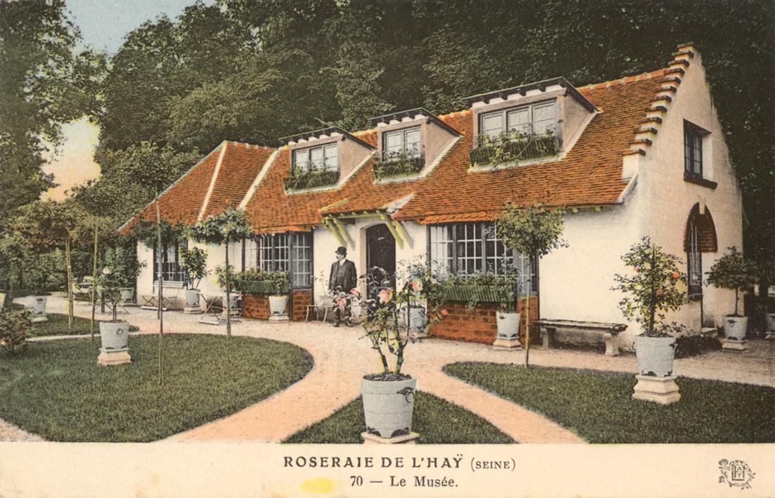 270-1-70 Musée de la Rose