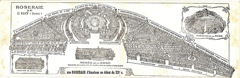 intérieur de la carte postale